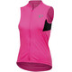 PEARL iZUMi Select Pursuit Sleeveless Jersey Women screaming pink/black